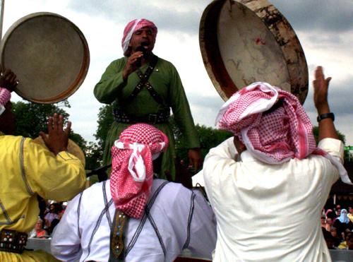 Delaisser la musique pour ALLAH Arabiandays19
